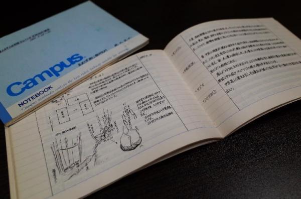 『フィールドノート』の画像